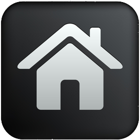 Home Insurance Black Button